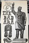 RAY JOHNSON BOOK ABOUT DEATH PAGE 7 1964 FIRST EDITION RARE MAIL ART VG++++