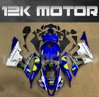 HONDA CBR600RR CBR 600RR F5 2007 2008 Fairings Set Fairing Kit 46 Movistar 39