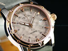 Invicta S. Coifman Men's 40mm Swiss Made ETA 2836-2 Automatic Stainless St Watch