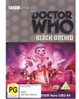 NEW DOCTOR WHO BLACK ORCHID SCIENCE FICTION DVD STANDARD EDITION BRITISH SERIE