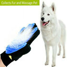Pet Glove Dirt removal  cleaning products Dog Grooming hair glove Brush Silicon