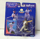 Starting Lineup 1998 Edition Extended Series Sammy Sosa (Figure and card set)