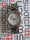 Swatch Silvernow YSC586G 2016 Irony Chrono 41mm Stainless Steel