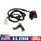 Engine Kill Start Switch Button Pit Mounting For Honda CRF450RX CRF250X CRF450X