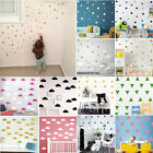 Removable Wall Stickers Art Decals Kids Baby Nursery Bedroom Home Decor 4 Styles