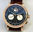 A. LANGE & SOHNE DATOGRAPH UP/DOWN 18K ROSE GOLD WATCH