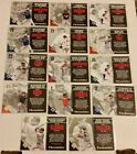 14  2017 CHRONICLES INSERT LOT ALL CARDS NUMBERED MANY STARS