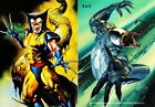1996 Marvel Masterpieces Double Impact #6 WOLVERINE VENOM Combo Shipping *