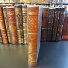 Easton Press THE BOOKMANS TALE Charlie Lovett Signed NEW SEALED Literature
