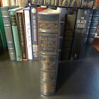 Easton Press ALL THE BEST George HW Bush Signed Biography SEALED  Leather