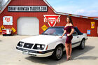 1983 Ford Mustang GLX 1983 Ford Mustang GLX Convertible LOW MILEAGE Survivor 5.0L V8 5Speed AC