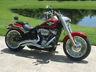 2018 Harley Davidson Softail 2018 Harley Fatboy 114 only 225 miles and absolutely like new