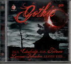Gothic (2010)  Edenbridge Elis Tristania Leaves' Eyes Katra Doppel-CD