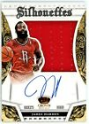 James Harden Panini Preferred 2013-14 Crown Royale patch auto SP 25 Silhouette