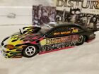MAX NAYLOR 2006 SIGNED 1 24 DISTURBED DODGE NHRA PRO STOCK CAR NEW IN BOX