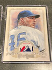 2018 Topps Gypsy Queen ANDY PETTITTE Postseason Performer Sketch Patch 1 1 AUTO