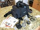 Canon EOS Rebel 1000D SLR Camera Bundle Camera Battery Case 32g chip ect NEW