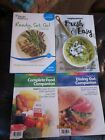 Weight Watchers Dining Out Complete Food Companion Books 2004 Plus 2 More Books
