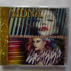 Madonna & Lady Gaga Best Mix2CD All 50Music PROMO ONLY NEW