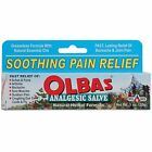 Olbas Therapeutic  Analgesic Salve  Natural Herbal Formula  1 oz  28 g
