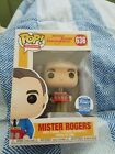 Funko Pop Television Mister Rogers BLUE Sweater 636 Limited Edition IN HAND