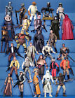 Vintage Kenner 1990s Star Wars 375 Figures Power of the Force