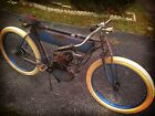 BOARD TRACK RACER MOTORCYCLE CAFE ANTIQUE BOBBER VINTAGE rat motorized indian hd