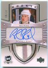 2014-15 The Cup Sidney Crosby Rookie Tribute Rob Blake Patch Autograph # 08 10