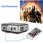 HD LED Projector Football Match Movie Multi-Screen for SamrtPhone By USB Cable