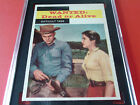 1958 TOPPS TV WESTERNS DIFFICULT TASK # 24 SGC 80 !!