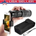 16X52 Dual Focus Optical Day Night Vision HD Monocular Telescope