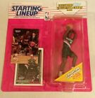 1993 Terry Porter Portland Trail Blazers STARTING LINEUP SLU Kenner with 2 cards