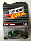 Hot Wheels 9a Mexico Convention 2016 Bone Shaker 7 20