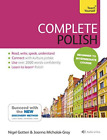 Complete Polish Learn Polish With UK IMPORT BOOK NEW