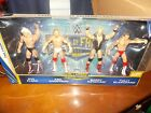 WWE 6 Figure set ,4 Horsemen + Ultimate Warrior Sting