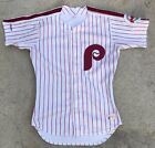 VINTAGE RAWLINGS 1980 WS CHAMPS Philadelphia PHILLIES Authentic Jersey SIZE 44