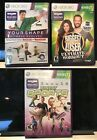 Xbox 360 Fitness Bundle Biggest Loser Workout Your Shape Fitness Kinect Sports