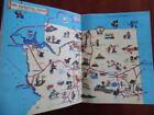 1939 ARIZONA HIGHWAYS Magazine July with George Avey Pictorial Map Vintage ORIG.