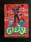 Grease (New Series) by Topps (1978) Full Box of 36 Unopened Wax Packs!