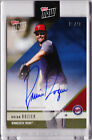 Brian Dozier Twins Autograph Road to Opening Day 2018 TOPPS NOW OD-139B AUTO 49