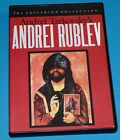 Andrei Rublev DVD 1999 Criterion Collection Tarkovsky