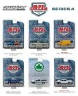 BLUE COLLAR COLLECTION SERIES 4 SET OF 6 CARS 1 64 DIECAST BY GREENLIGHT 35100
