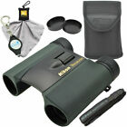 Nikon Trailblazer ATB Waterproof Compact 8x25 Binoculars + Case Cloth Keychain