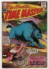 Rip Hunter Time Master #5 solid 1961 DC Alien Beast create-a-lot