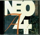 NEO A4 - The Hard Way  RARE OOP Original Canadian New Wave CD (VG+)