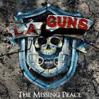 L.A. GUNS The Missing Peace CD 2017 Hard Rock faster pussycat great white poison
