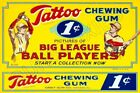 1933 Tattoo Orbit Baseball Cards 11