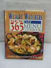Weight Watchers New 365 Day Menu Cookbook Meals For Everyday of the Year