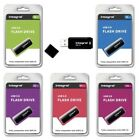 Integral Value BLACK USB 30 Flash Drive 8GB 16GB 32GB 64GB 128GB for PC