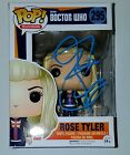 BILLIE PIPER HAND SIGNED FUNKO POP DR. WHO PENNY DREADFUL WITH JSA COA